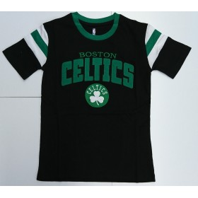 EK2B7BA7A-CEL_T-shirt NBA Boston Celtics Outer Stuff Game Daze Noir pour enfant