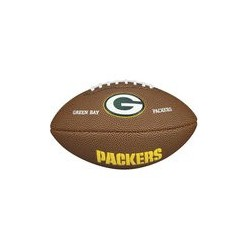 Wilson NFL team logo mini Packers