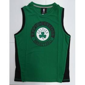 EK2B7BA6V-CEL_Débardeur NBA Boston Celtics Outer Stuff Pre-Game Muscle Vert pour enfant