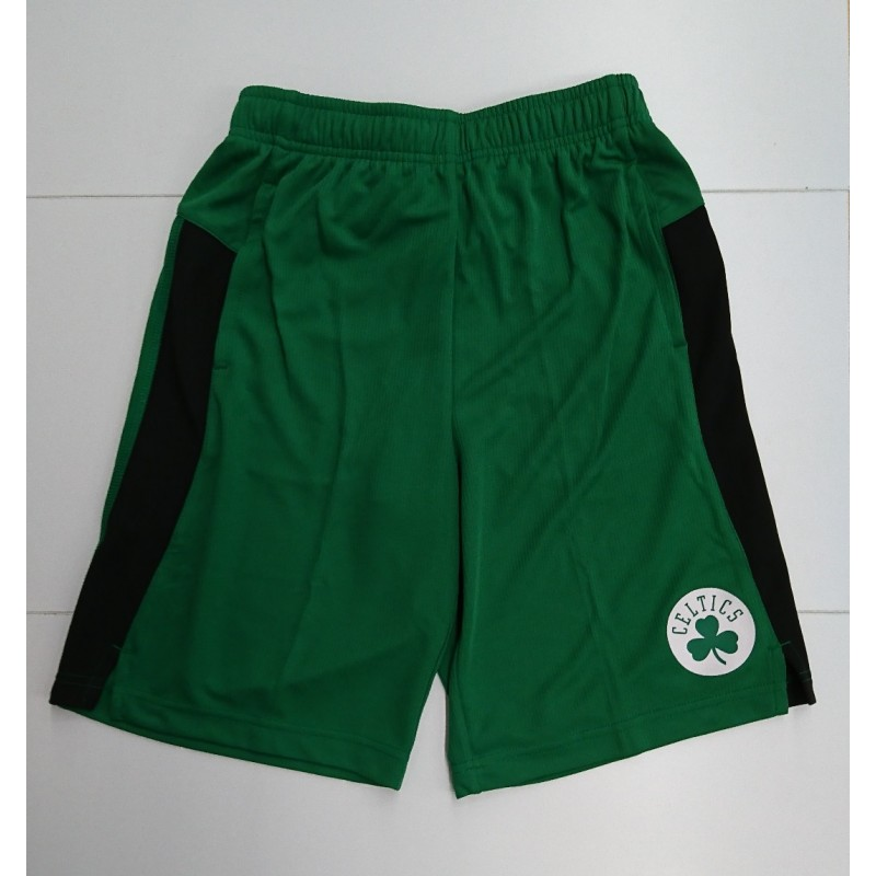 EK2B7BA6W-CEL_Short NBA Boston Celtics Outer Stuff Grand Vert pour enfant