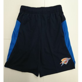 Short NBA Oklahoma City Thunder Outer Stuff Grand Bleu marine pour enfant