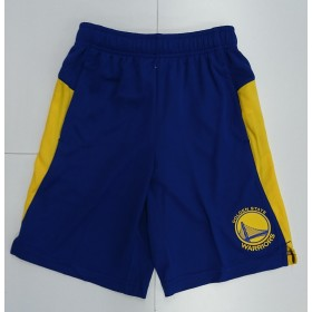 EK2B7BA6W-WAR_Short NBA Golden State Warriors Outer Stuff Grand Bleu pour enfant