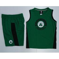 EK2B7BA65-CEL_Débardeur et short NBA Boston Celtics Outer Stuff the leader Muscle Vert pour enfant