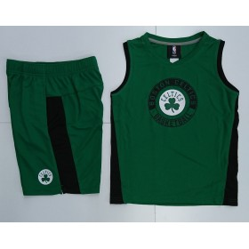 EK2B7BA65-CEL_Débardeur et short NBA Boston Celtics Outer Stuff the leader Muscle Vert pour enfant