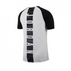 T-Shirt Jordan Dry 23 alpha training top Blanc Camo pour Homme