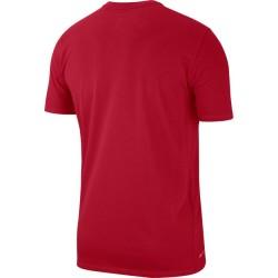 T-Shirt Jordan Iconic 23/7 Rouge pour Homme