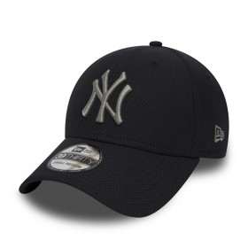 11871596_Casquette de Baseball MLB New York Yankees New Era Diamond Era 39thirty Bleu marine