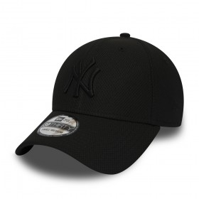 11871597_Casquette de Baseball MLB New York Yankees New Era Diamond Era 39thirty Noir