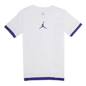 8U5633-001_T-shirt Jordan Jumpman Blanc Pour Enfant