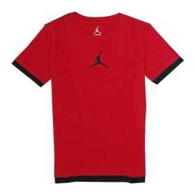 8U5633-R78_T-shirt Jordan Jumpman Rouge pour Enfant