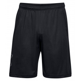 1306443-001_Short Under Armour Tech Graphic Noir pour homme