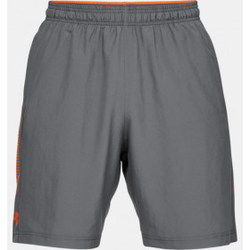 1309651-035_Short Under Armour Woven Graphic Gris ORG pour homme