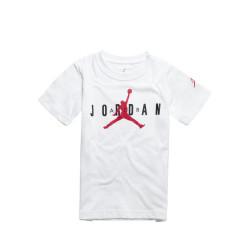 T-shirt Jordan Brand 5 Blanc Pour Enfant