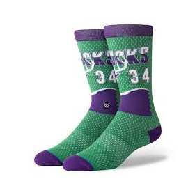 M545C18RAH / Chaussettes NBA Legends Bucks 96 Stance Vert
