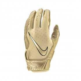 N0002936-904_Gant de football américain Nike vapor Jet 5.0  pour receveur Or
