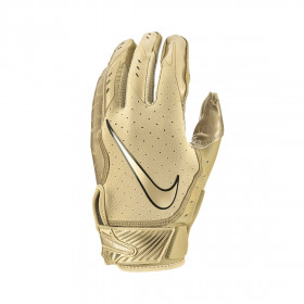 Nike vapor Jet 5.0 receiver football gloves Gold