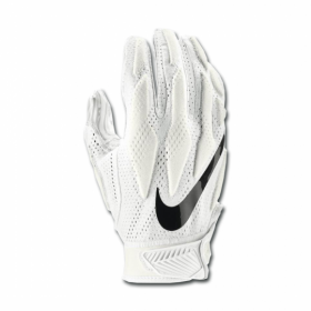 NFG20-131_Gant de football américain Nike Superbad 4.5 Blanc pour Junior