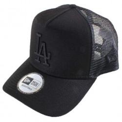 Casquette MLB Los Angeles Dodgers New Era League Essential Trucker Noir // 11945648