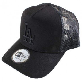 Casquette MLB Los Angeles Dodgers New Era League Essential Trucker Noir // 11945648