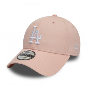 Casquette MLB Los Angeles Dodgers New Era League Essential 9Forty Rose // 11945655