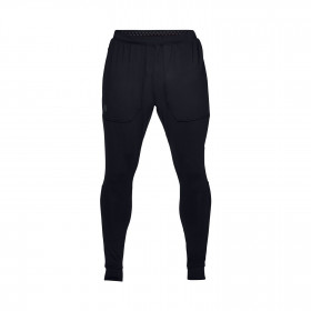 1328702-001_Pantalon Under Armour Rush Fitted Noir pour Homme