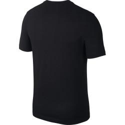 T-shirt Under Armour Heatgear Rush Fitted Noir pour Homme