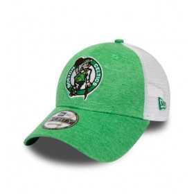11945633_Casquette NBA Boston Celtics New Era Summer League Trucker 9Forty vert
