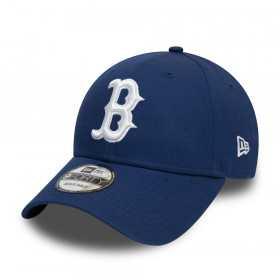 11945657_Casquette MLB Boston Red Sox New Era League Essential 9Forty Bleu