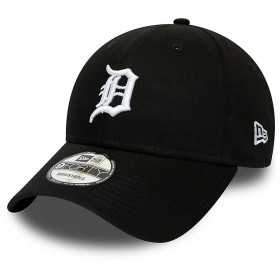11945656_Casquette MLB Detroit Tigers New Era League Essential 9Forty Noir