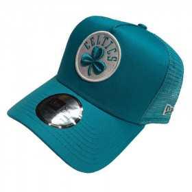 11945643_Casquette NBA Boston Celtics New Era EssentialTrucker 9Forty vert