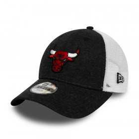 11941991_Casquette NBA Chicago Bulls New Era Summer League 9forty Noir pour enfant à scratch