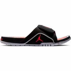 532225-006_Sandales Jordan Hydro Retro IV Noir red