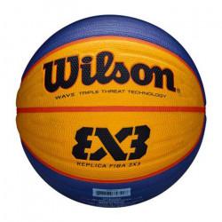 WTB1033XB_Ballon de Basketball Wilson FIBA 3x3 Replica Game Ball