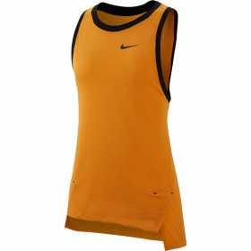 926311-760_Débardeur Nike Elite basketball pour Femme Jaune