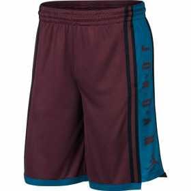 BQ8392-681_Short de basketball Jordan HBR Marron RYL Pour Homme