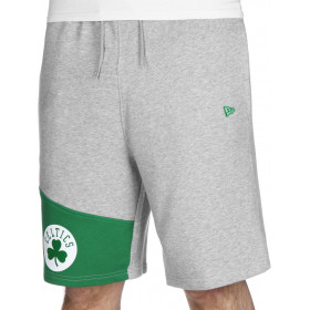 11935265_Short NBA Boston Celtics New Era Colour Block Gris pour homme