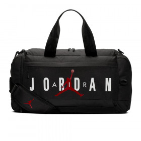 9A0168-223_sac de sport Jordan duffel Bag Noir