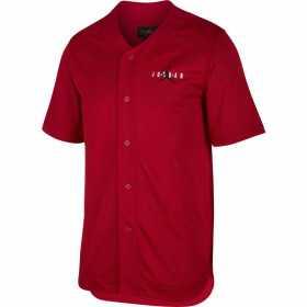 AO0448-687_Maillot de baseball Jordan Jumpman Air rouge pour homme