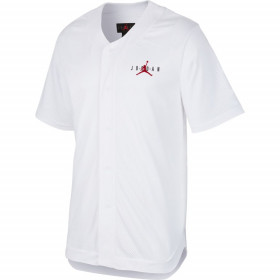 AO0448-100_Maillot de baseball Jordan Jumpman Air blanc pour homme