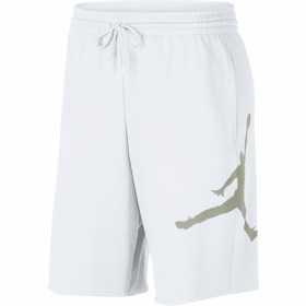 AQ3115-101_Short en cotton Jordan Jumpman Air Fleece blanc pour homme