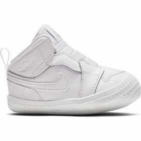Chaussons Jordan Crib Bootie (TD) Blanc pour bébé//// AT3745-100