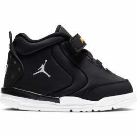 cd9650-007_Chaussure de Jordan Big Fund (TD) Noir pour bébé