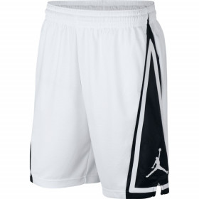 AJ1120-100_Short de basketball Jordan Franchise blanc pour Homme