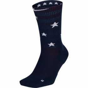 SX7424-410_Chaussette De Basketball Nike Elite Star Crew Bleu marine