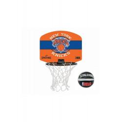 Spalding Mini panier NBA New York Knicks Orange