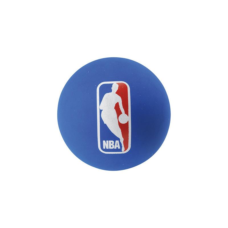 Mini Balle Rebondissante Spalding NBA bleu