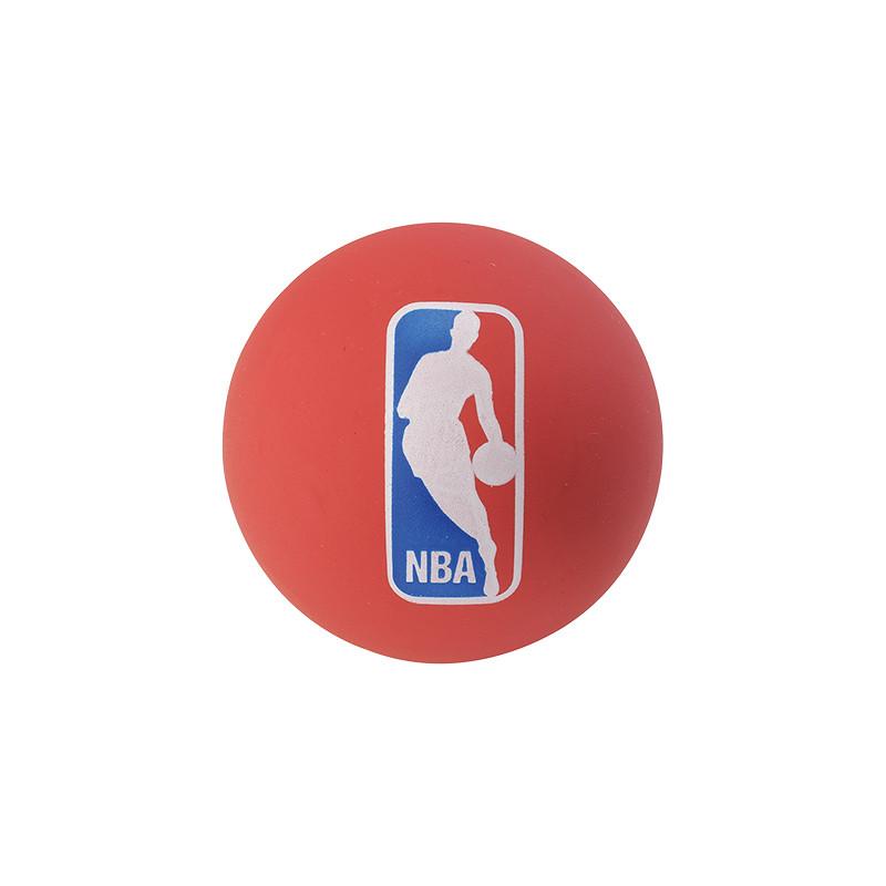 Mini Balle Rebondissante Spalding NBA rouge