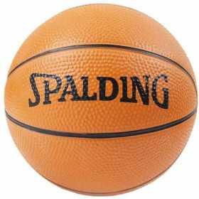 Spalding mini ball orange tailla 1