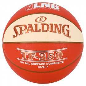 Pelota de baloncesto Spalding LNB TF-350 todo superficie