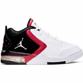 BV6434-132_Chaussures Jordan Big Fund (BG) Blanc pour junior